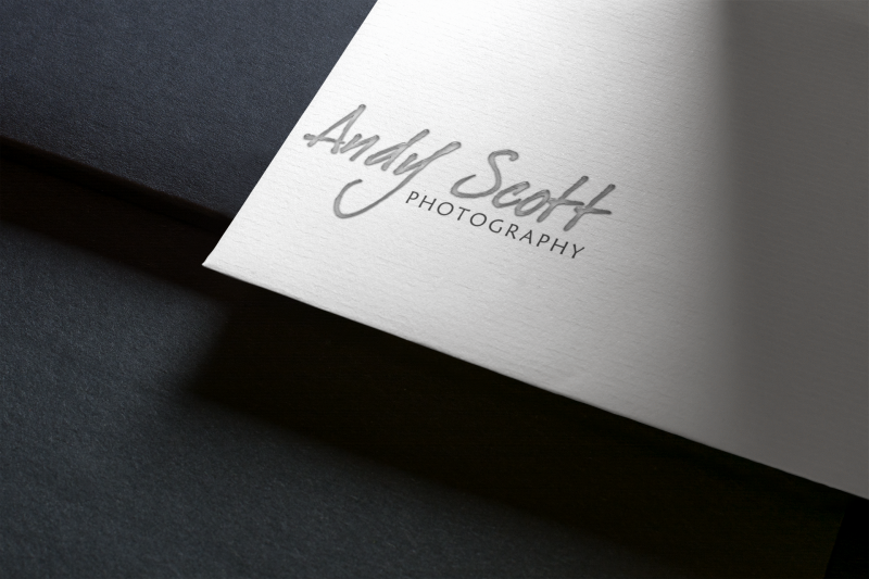 Andy Scott – Logo Design